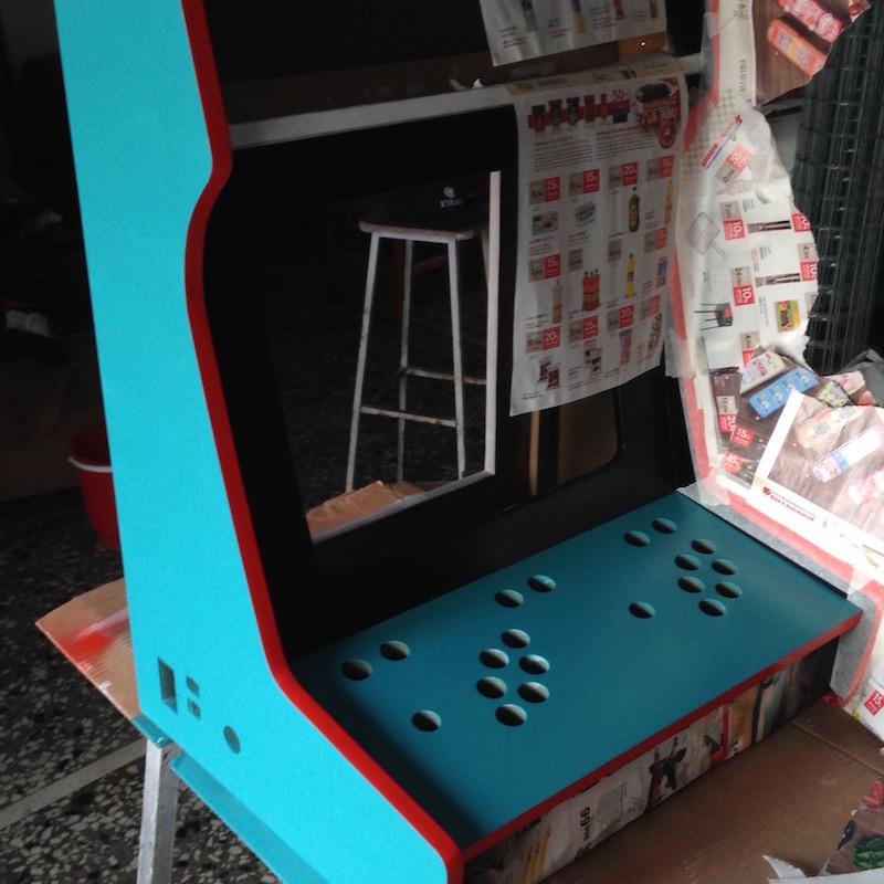 arcade-machine-paint-process